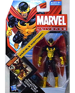 HASBRO MARVEL UNIVERSE SERIES 4 #018 MARVEL'S NIGHTHAWK