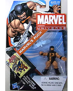 HASBRO MARVEL UNIVERSE SERIES 4 #020 MARVEL'S PUCK 台紙破れ特価