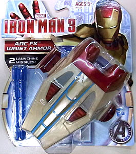 HASBRO 映画版 IRON MAN 3 ARC FX WRIST ARMOR