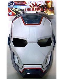 HASBRO 映画版 IRON MAN 3 ARC FX HERO MASK IRON PATRIOT
