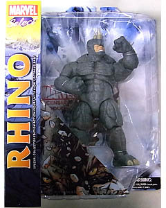 DIAMOND SELECT MARVEL SELECT RHINO パッケージ傷み特価