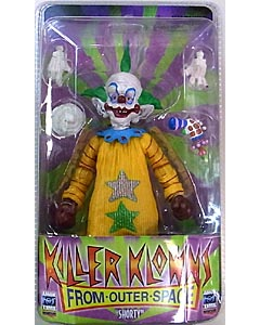 AMOKTIME KILLER KLOWNS FROM OUTER SPACE アクションフィギュア SHORTY