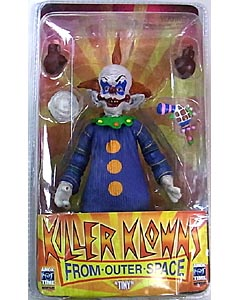 AMOKTIME KILLER KLOWNS FROM OUTER SPACE アクションフィギュア TINY