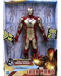 HASBRO 映画版 IRON MAN 3 10インチ ARC STRIKE IRON MAN
