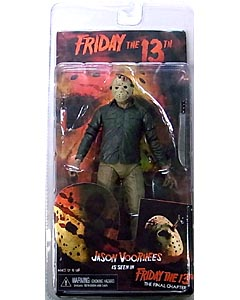 NECA FRIDAY THE 13TH 7インチアクションフィギュア SERIES 2 PART 4 THE FINAL CHAPTER JASON VOORHEES [NORMAL]