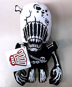 2000AD JUDGE DREDD JUDGE DEATH x TADO PLUSH DOLL