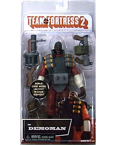 NECA PLAYER SELECT TEAM FORTRESS 2 DX 7インチアクションフィギュア THE DEMOMAN