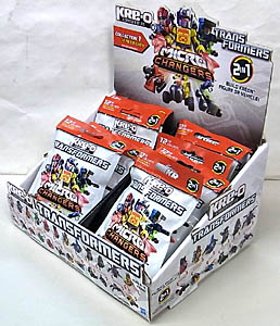 HASBRO KRE-O TRANSFORMERS KREON MICRO CHANGERS SERIES 1 1PACK