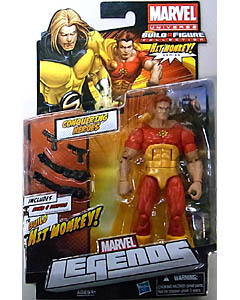 HASBRO MARVEL LEGENDS 2013 SERIES 1 HIT MONKEY SERIES CONQUERING HEROES HYPERION