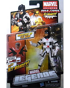 HASBRO MARVEL LEGENDS 2013 SERIES 1 HIT MONKEY SERIES WARRIORS OF THE MIND PROTECTOR ブリスターハガレ特価