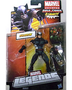 HASBRO MARVEL LEGENDS 2013 SERIES 1 HIT MONKEY SERIES X-FORCE WOLVERINE