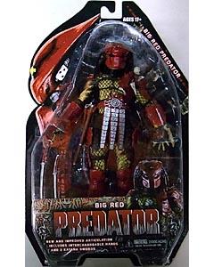 NECA PREDATORS 7インチアクションフィギュア シリーズ7 BATMAN: DEAD END BIG RED PREDATOR