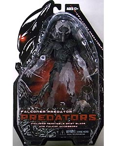 NECA PREDATORS 7インチアクションフィギュア シリーズ7 PREDATORS FALCONER PREDATOR [MID-CLOAK]