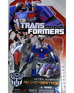 HASBRO TRANSFORMERS GENERATIONS FALL OF CYBERTRON DELUXE CLASS ULTRA MAGNUS
