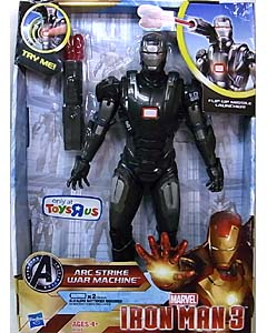 HASBRO 映画版 IRON MAN 3 10インチ ARC STRIKE WAR MACHINE