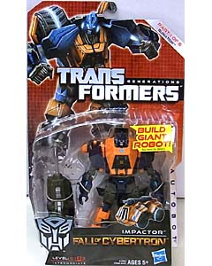 HASBRO TRANSFORMERS GENERATIONS FALL OF CYBERTRON DELUXE CLASS IMPACTOR [RUINATION]