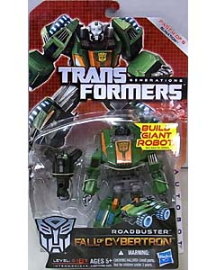 HASBRO TRANSFORMERS GENERATIONS FALL OF CYBERTRON DELUXE CLASS ROADBUSTER [RUINATION]