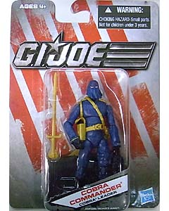 HASBRO G.I.JOE DOLLAR GENERAL限定 シングル シリーズ2 COBRA COMMANDER [COBRA LEADER] [PURPLE]
