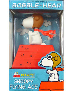 FUNKO WACKY WOBBLER BOBBLE-HEAD SNOOPY FLYING ACE 国内版サービス特価