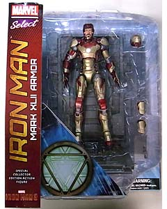 DIAMOND SELECT MARVEL SELECT 映画版 IRON MAN 3  IRON MAN MARK XLII ARMOR