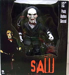 NECA SAW 12インチフィギュア JIGSAW'S PUPPET WITH TRICYCLE