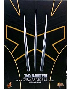 HOT TOYS MOVIE MASTERPIECE 1/6スケール X-MEN THE LAST STAND WOLVERINE