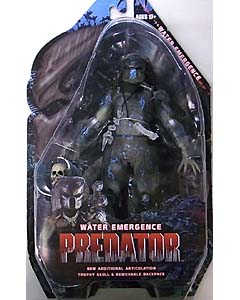 NECA PREDATORS 7インチアクションフィギュア シリーズ9 PREDATOR JUNGLE HUNTER [WATER EMERGENCE]
