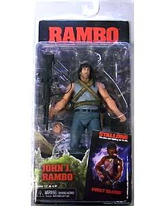 NECA RAMBO 7インチアクションフィギュア シリーズ1 JOHN J. RAMBO
