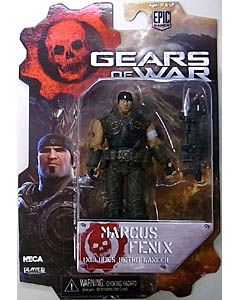 NECA GEARS OF WAR 4インチアクションフィギュア シリーズ2 MARCUS FENIX