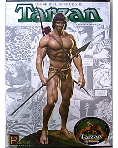 PEGASUS HOBBIES 1/8スケール TARZAN BY EDGAR RICE BURROUGHS 組み立て式モデルキット