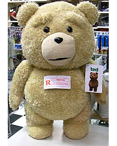 COMMONWEALTH TOYS TED 24インチ トーキングプラッシュ [RATED R]