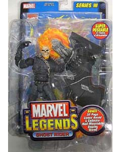 TOYBIZ MARVEL LEGENDS 3 GHOST RIDER ブリスターワレ特価