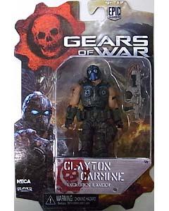 NECA GEARS OF WAR 4インチアクションフィギュア シリーズ1 CLAYTON CARMINE