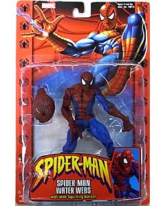 TOYBIZ SPIDER-MAN CLASSICS SERIES 2 SPIDER-MAN WATER WEBS