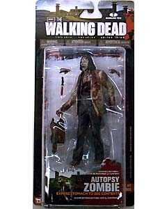 McFARLANE TOYS THE WALKING DEAD TV 5インチアクションフィギュア SERIES 3 AUTOPSY ZOMBIE