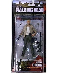 McFARLANE TOYS THE WALKING DEAD TV 5インチアクションフィギュア SERIES 3 MERLE DIXON
