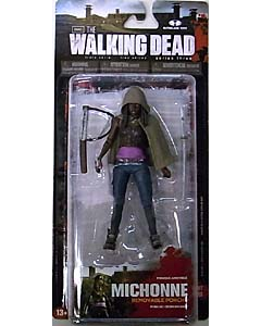 McFARLANE TOYS THE WALKING DEAD TV 4.5インチアクションフィギュア SERIES 3 MICHONNE