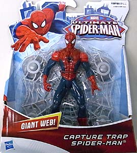HASBRO ULTIMATE SPIDER-MAN 6インチ コア ウェーブ1 CAPTURE TRAP SPIDER-MAN