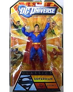 MATTEL DC UNIVERSE CLASSICS ALL STAR SUPERMAN