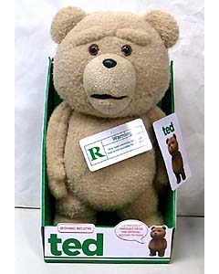 COMMONWEALTH TOYS TED 16インチ トーキングプラッシュ