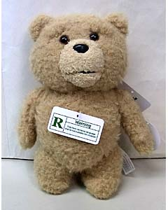 COMMONWEALTH TOYS TED 8インチ トーキングプラッシュ