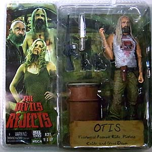 NECA THE DEVIL'S REJECTS OTIS