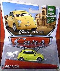 MATTEL CARS 2013 シングル FRANCA
