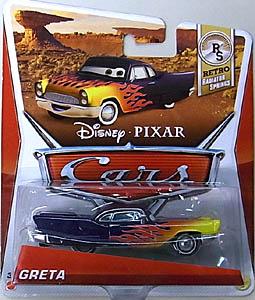 MATTEL CARS 2013 シングル GRETA