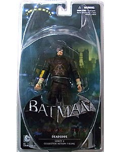 DC COLLECTIBLES BATMAN: ARKHAM CITY SERIES 4 DEADSHOT