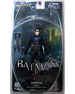 DC COLLECTIBLES BATMAN: ARKHAM CITY SERIES 4 NIGHTWING