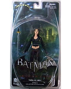 DC COLLECTIBLES BATMAN: ARKHAM CITY SERIES 4 TALIA AL GHUL ブリスターワレ特価
