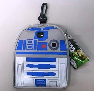 その他・海外メーカー STAR WARS ミニポーチ R2-D2