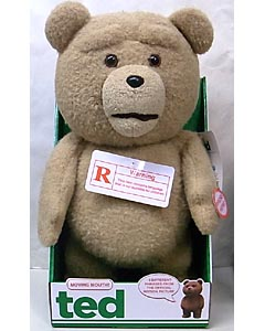 COMMONWEALTH TOYS TED 16インチ トーキングプラッシュ [RATED R]