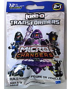 HASBRO KRE-O TRANSFORMERS KREON MICRO CHANGERS SERIES 2 1PACK